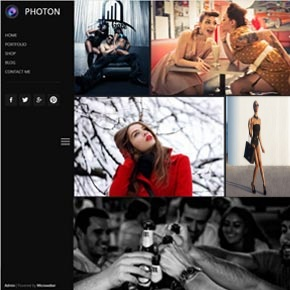 Image from Photon template